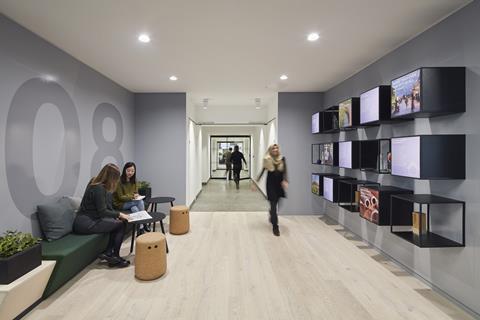 Aecom office 3